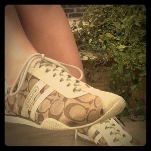 Coach Gym Shoes